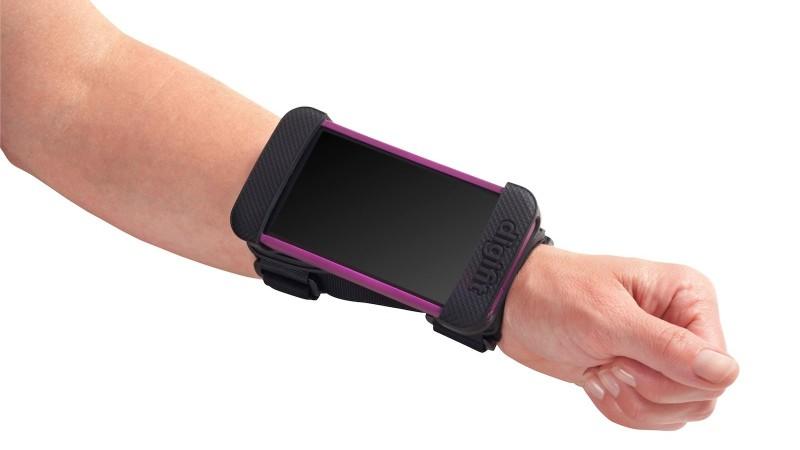 Крепление для телефона на руку своими