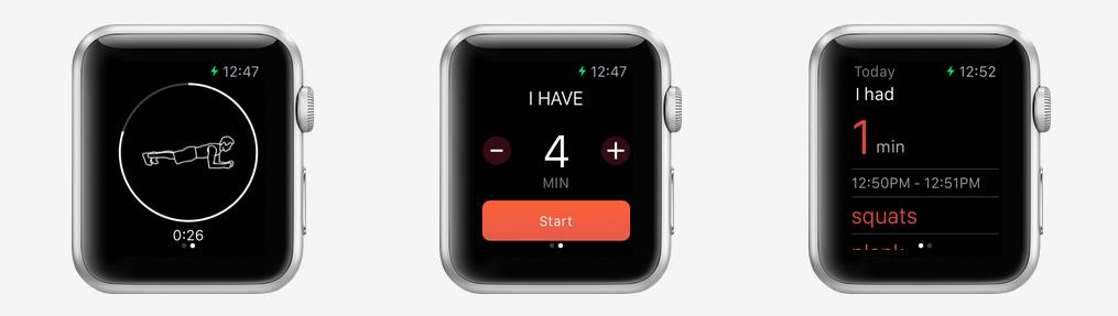 Misfit Apple Watch