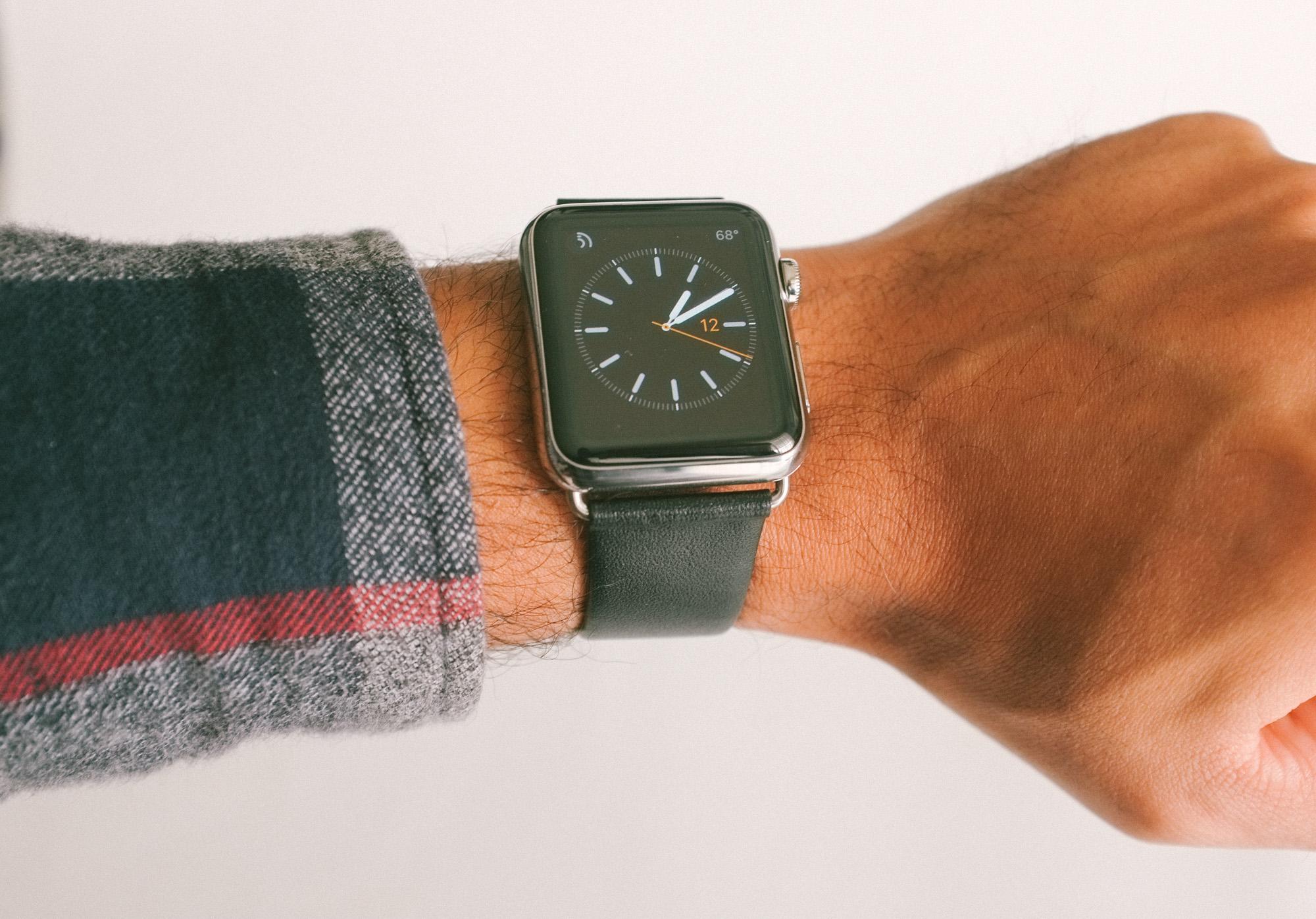 Replica Apple Watch Classic Buckle