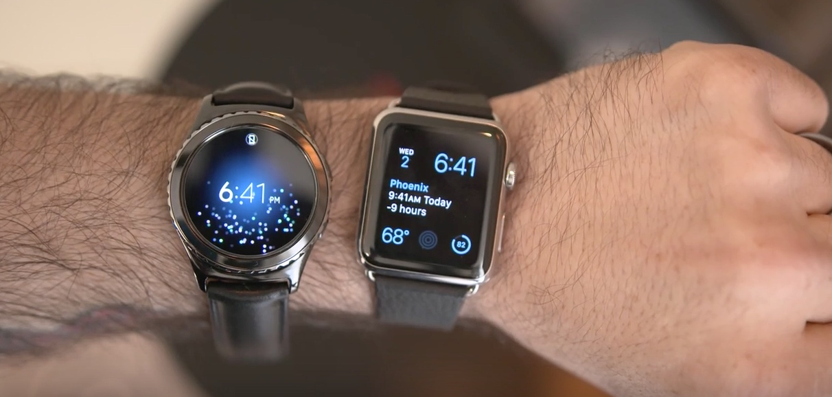 Gear S2 Iphone >> Samsung Gear S2 Gains Ios Support Watchaware