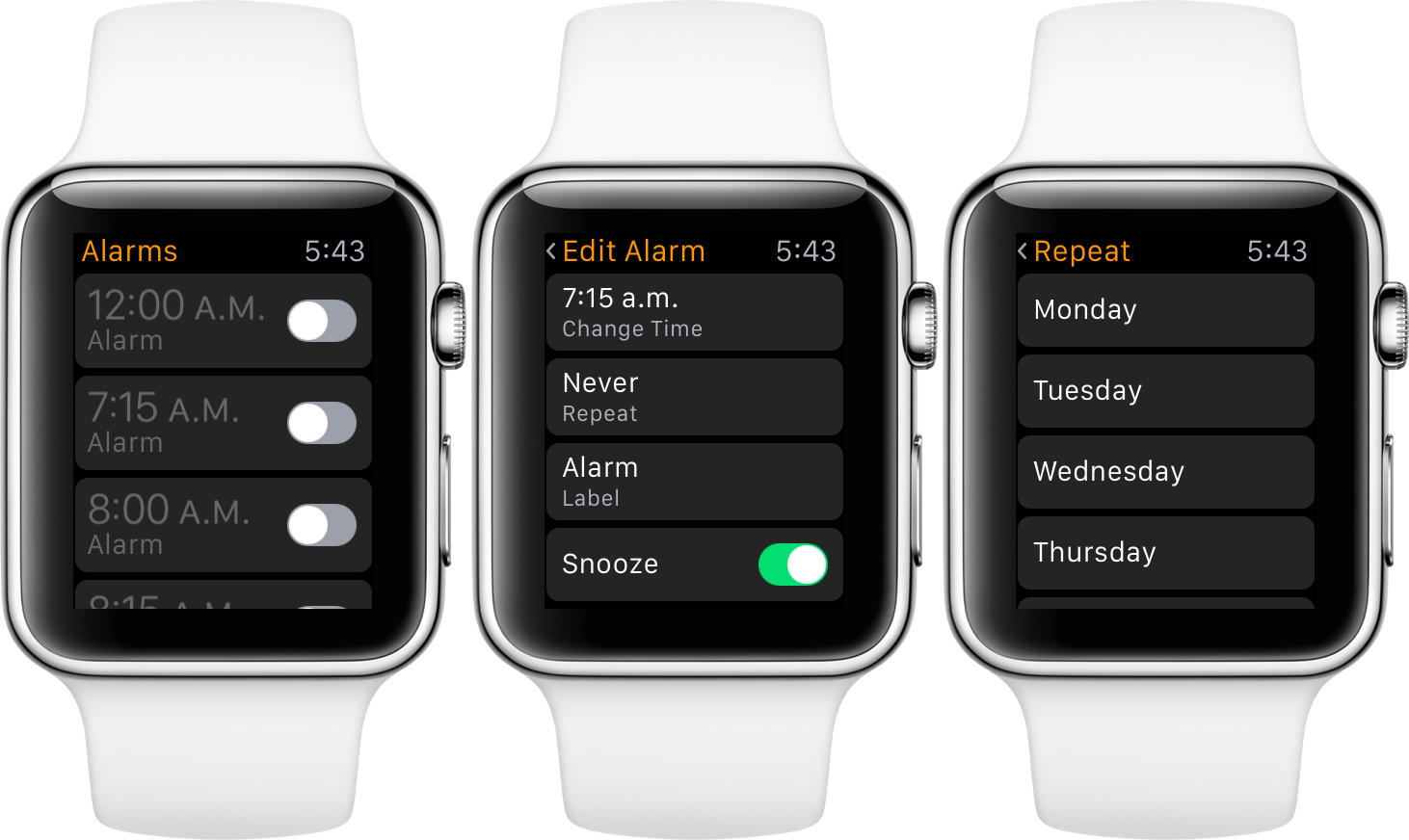 Use Your Apple Watch To Set Silent Alarms And Give Your Partner A