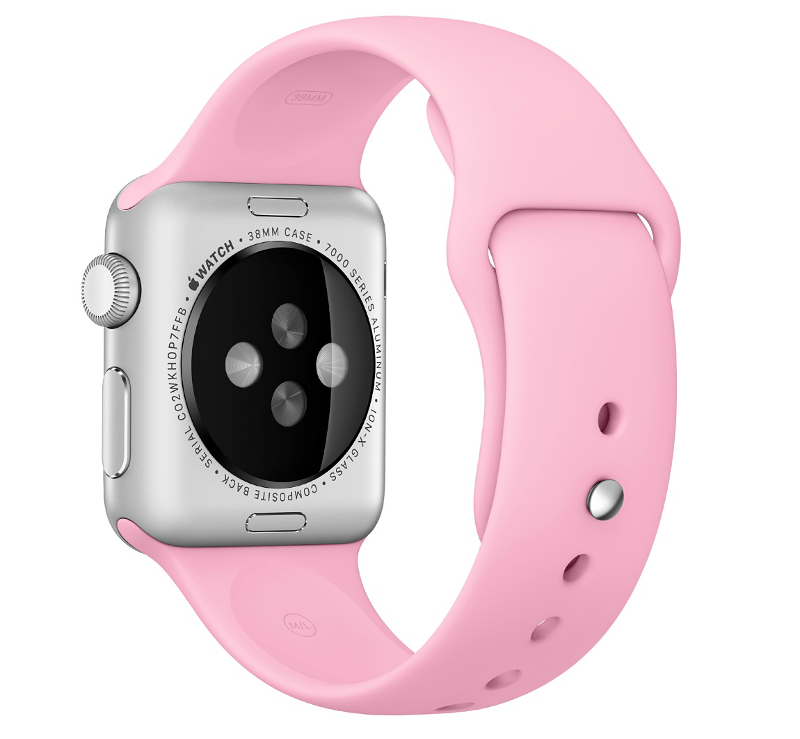 Check Out The New Apple Watch Sport Band Colors | Watchaware