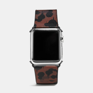 Coach Apple Watch Band