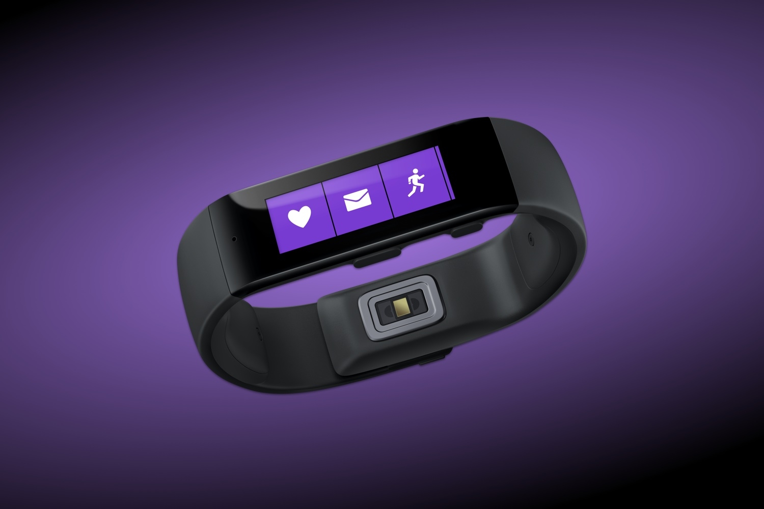 Microsoft Band Apple Watch competitor