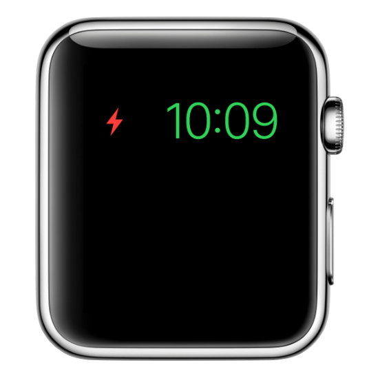 Apple Watch Battery Tips power reserve