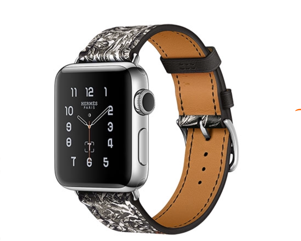 Hermès apple watch band