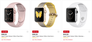 Target Cyber Monday Apple Watch deal