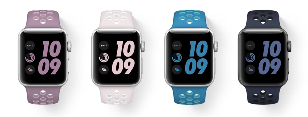 Nike apple watch bands