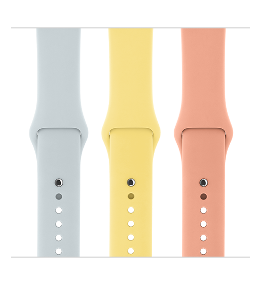 new summer sport bands apple watch bands
