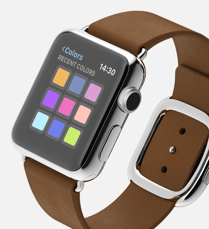 instalogo apple watch as a second display