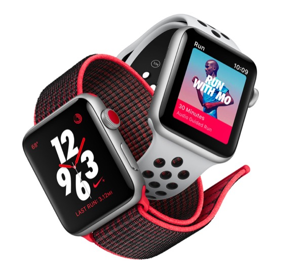 options for apple watch series 3
