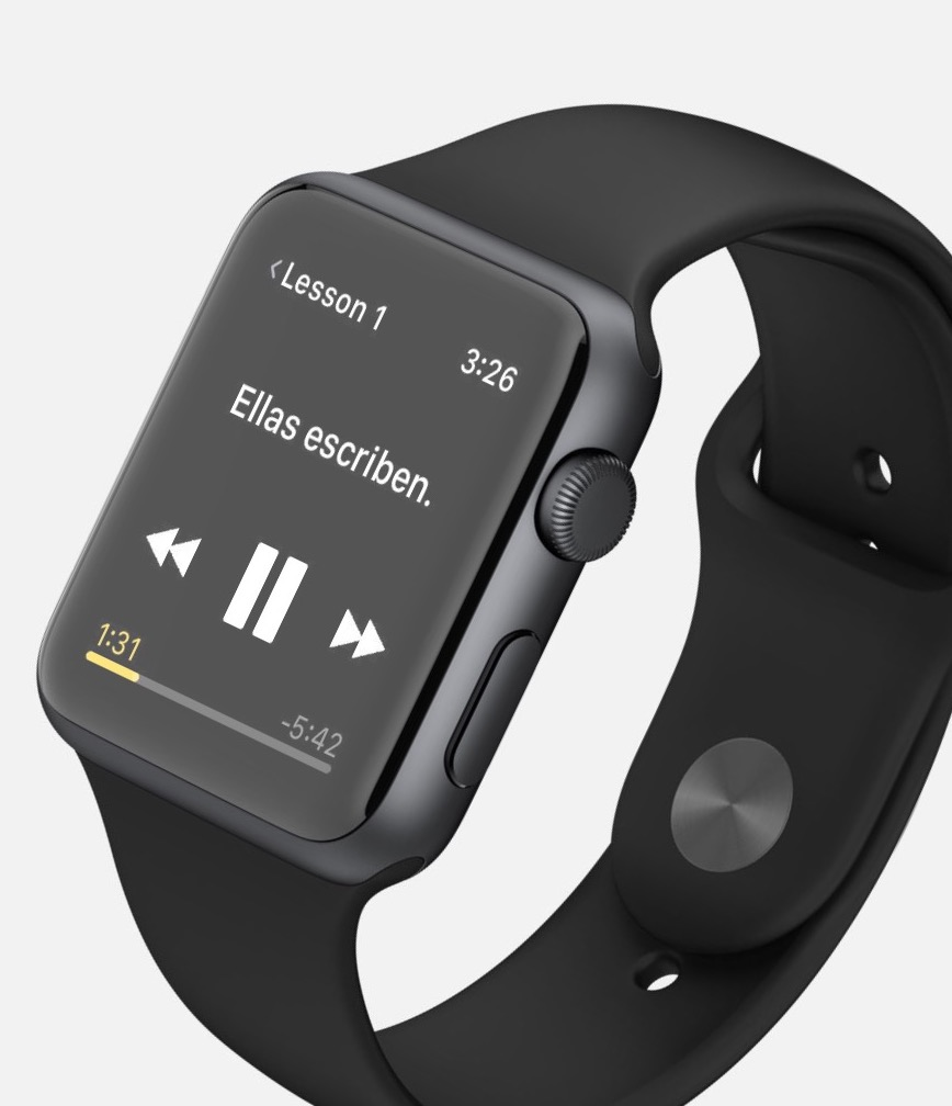 Rosetta Stone Elevation Error : Rosetta stone and apple watch